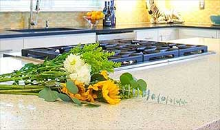 Kitchen Detailers will clean and seal your granite, tile and grout.