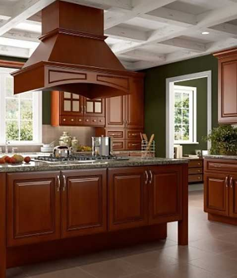 Clean Kitchen Cabinets And Restore To New