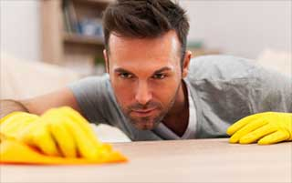 Kitchen Cabinet Cleaning Service. How To Clean Kitchen Cabinets.