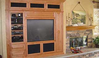 Repair and Modify Custom Cabinets