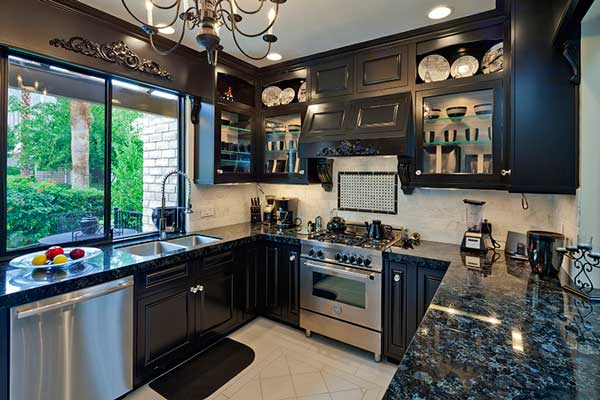 Kitchen Cabinet Cleaning Company in Orange County, California can also add kitchen accessories